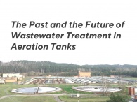 The Past and the Future of Wastewater Treatment in Aeration Tanks